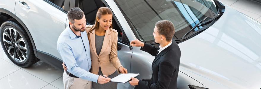 achat ou la vente d'une voiture