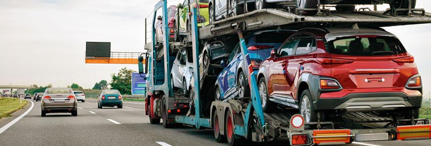 Faire transporter votre véhicule par une entreprise spécialisée